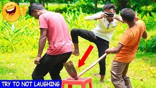 Must Watch New Funny Video 2019 😂😁 5 Min New Comedy Video | Ep-72 | #BindasFunBoys