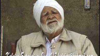 Ghadar Party Story by Late Bhagat Singh Bilga Part 4 of 7.wmv