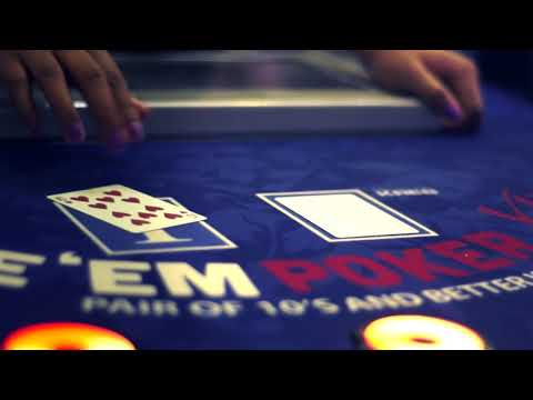 poker table jhb