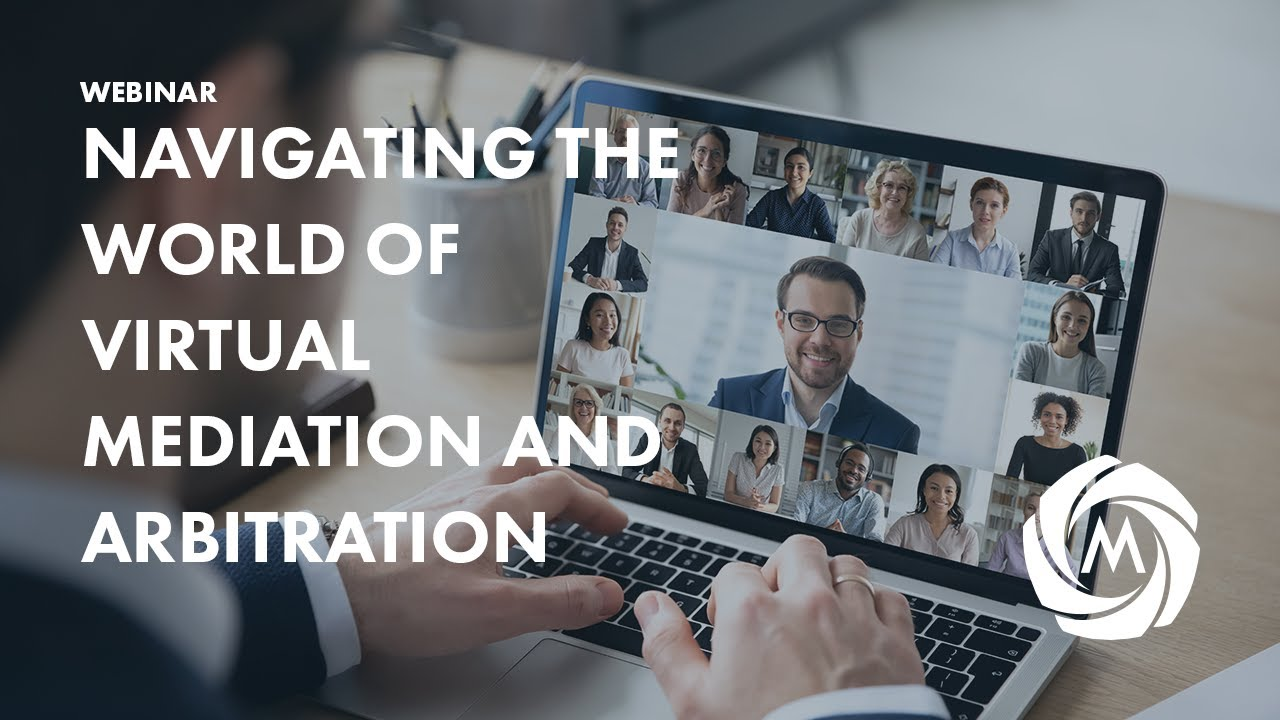 Navigating the World of Virtual Mediation and Arbitration: 25 Actionable Tips video