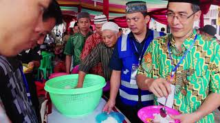 Regional Jalsa Salana Banten, Indonesia 2019