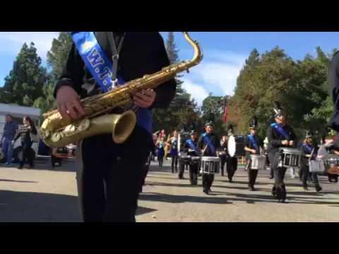 Warren T. Rich Middle School Band