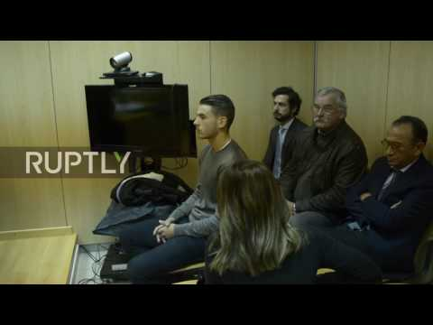 Spain: Atletico footballer Lucas Hernandez in court for domestic abuse