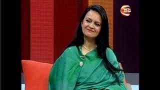 Zeeba Khan Live Talk Show At Channel 24