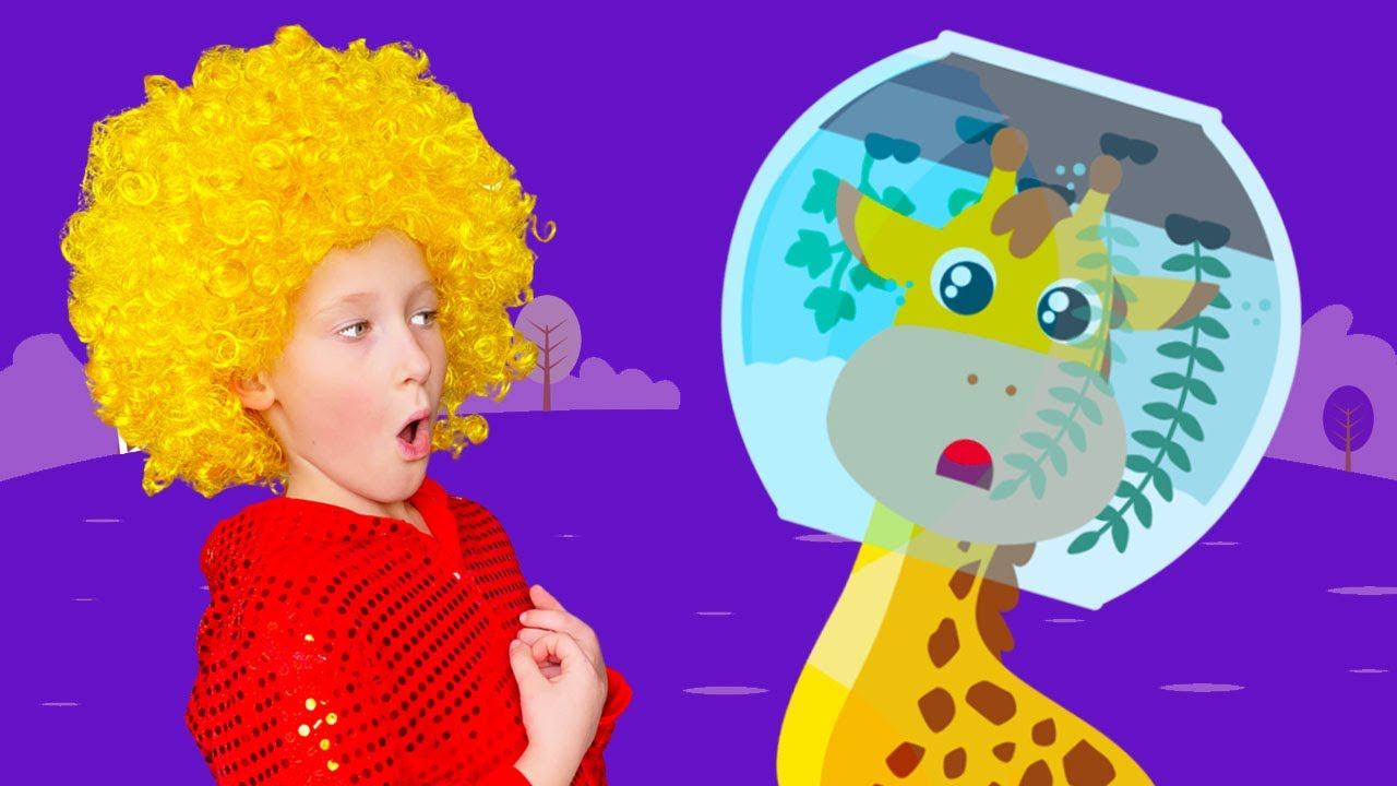 Where is your House?   Kids Songs   Anuta Kids Channel