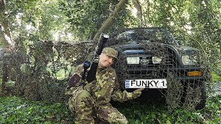 Forest Solo Bug Out Vehicle - Training Part 2