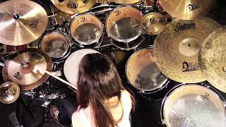 TOOL - SOBER - DRUM COVER BY MEYTAL COHEN