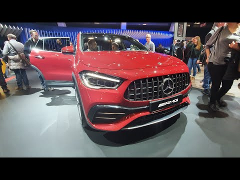 Mercedes-Benz GLA35 AMG 2020 Review in 4K