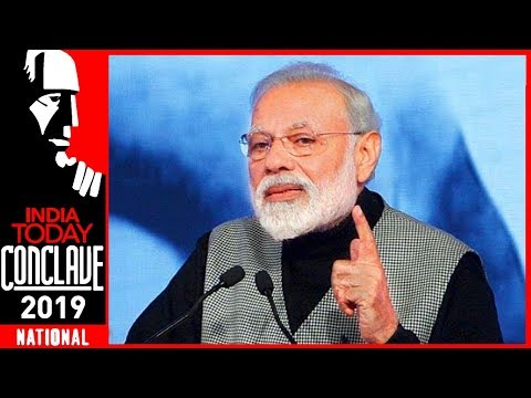 Exclusive : PM Modi In Poll Mode, Blasts Opposition, Lists Govt's Achievements At IT Conclave 2019