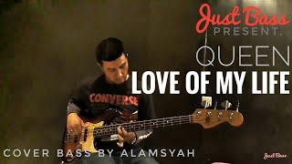 Queen Love Of My Life Cover Bass By AlamSyah.mp3