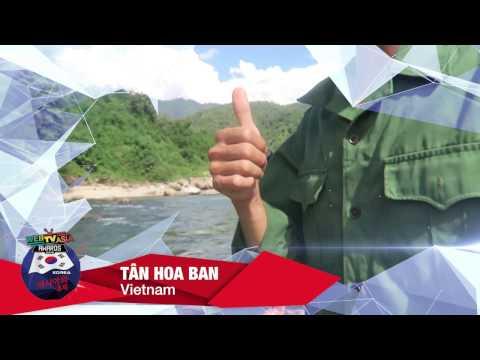 WebTVAsia Awards 2016 Shoutout - TÂN HOA BAN