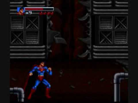 The Death and Return of Superman WITH CHEATS (PART 1)