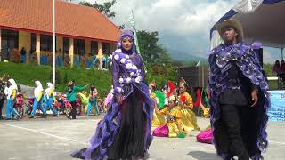 Tari Damai & Fashion Recycle #Pensi_Smekpri_2K18