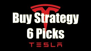 Best Way For You To Buy Tesla Stock! Top 6 Stock Picks Right Now! Did Tsla Stock Make It?