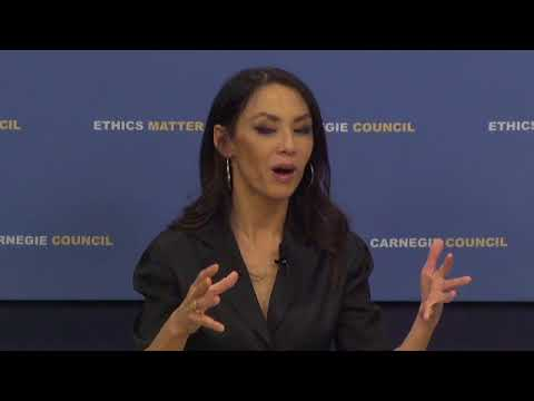 Amy Chua: Ignoring Group Identity in Iraq & Afghanistan