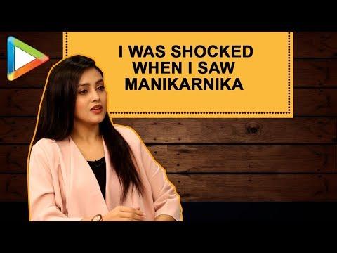 "Mishti: ""I was literally SHOCKED when I saw Manikarnika""| Kangana Ranaut"