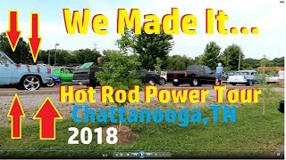 Hot Rod Power tour 2018 day 2......