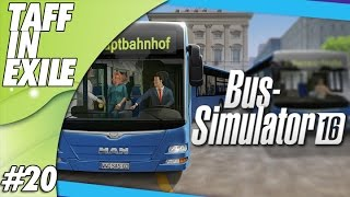 Bus Simulator 16 | E20 | Setting up the Shopping Route Part 2
