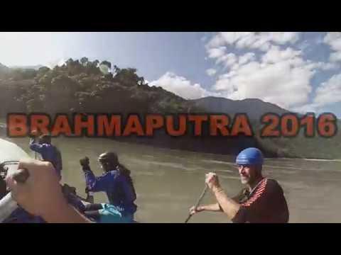 Brahmaputra river 2016