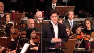 Bryan Benner sings Schubert: Mille cherubini in coro