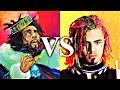 J. Cole Vs. Lil Pump - Full Battle [Beef Analysis] Mp3