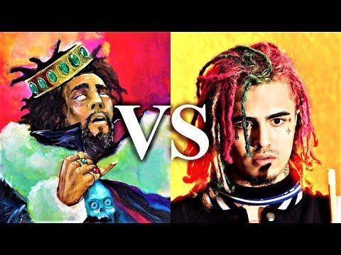 J. Cole Vs. Lil Pump - Full Battle [Beef Analysis]