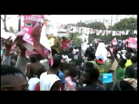 Haiti - Report - Aristide triumphal return
