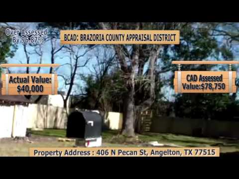 BrazoriaCAD County Property Assessment #45