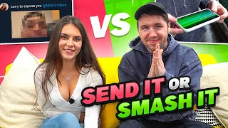 SEND IT or SMASH IT - ft. Lauren Alexis
