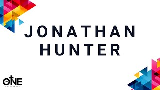 The One Conference: Jonathan Hunter