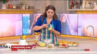 Картопляні тарталетки з оселедцем, сиром та огірком – рецепт Нелі Шовкопляс