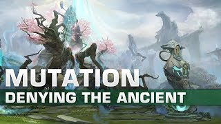 Dota 2 Mutation - Denying the Ancient