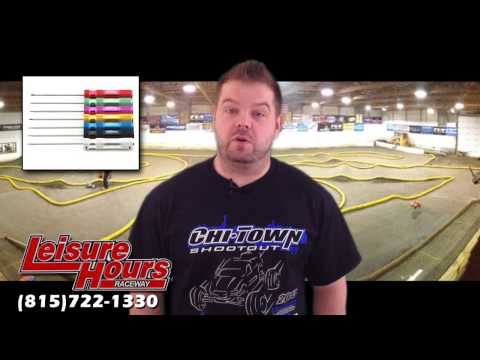 Introduction to R/C Racing - Leisure Hours Raceway  Joliet, Illinois