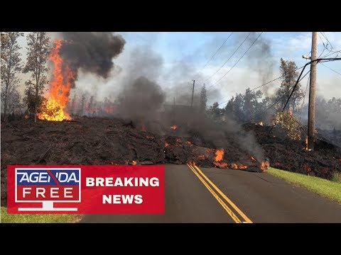 New Lava Eruption & Evacuations in Hawaii - LIVE BREAKING NEWS COVERAGE