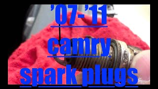 P0303 Misfire Spark Plug Replacement Toyota Camry √ Fix it Angel