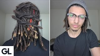 Hairstyles For Dreadlocks