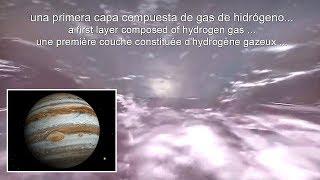 Júpiter por dentro