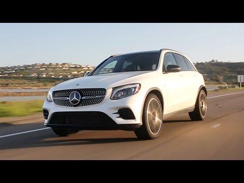 2017 Mercedes-AMG GLC 43 - Inside Look