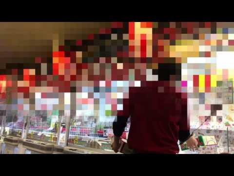 【店員がキレる!?】じゃがりこ乱獲して店員呼んだ結果www 【UFOキャッチャー】