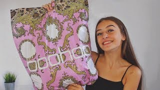 collective summer clothing haul | Boohoo , Nike etc. | Amy Menzies