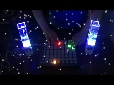 DJ Snake - Bird Machine Jingle Bells (Launchpad Cover)