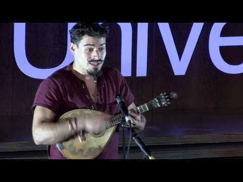 Give this Mandolin a Ride | Luís Pinto | TEDxUniversityOfPorto