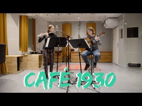 Café 1930 - Flute & Guitar
