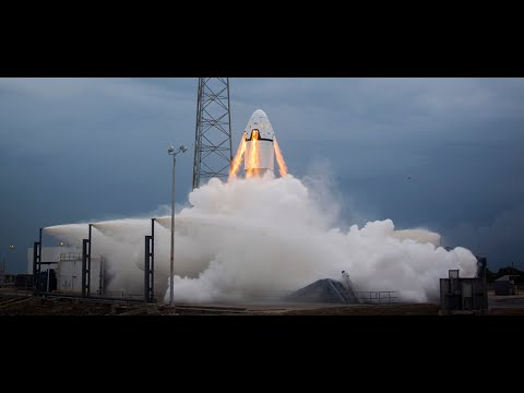 SpaceX Boca Chica, Texas Live View From South Padre Island