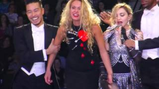"""Madonna """"Unapologetic Bitch"""" St.Paul,Mn  10 / 8/15 HD"""