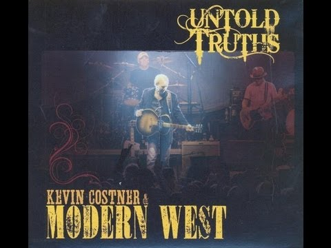 Kevin Costner & Modern West - Untold Truth - CD Preview -
