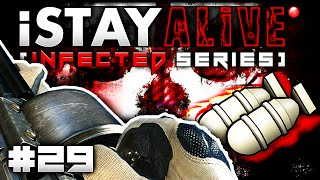 "CoD MW3: Most iNTENSE Game! - ""iSTAY ALiVE"" #29 (Call of Duty Modern Warfare 3 Infected Gameplay)"