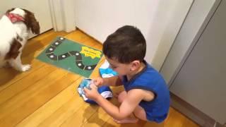 Vlog: LooLoo Training Pants