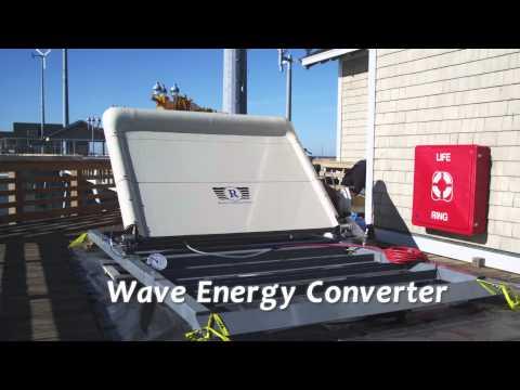 Renewable Ocean Energy Research