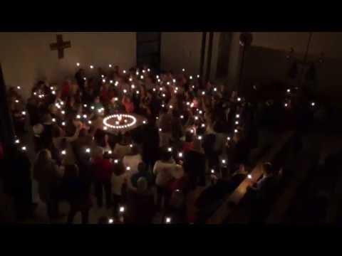 Licht, Liebe und Kraft - Iria beim Friedenskonzert 2017